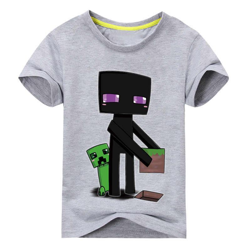 Cenicienta/Летняя футболка для мальчиков, детская одежда для мальчиков в американском и европейском стиле с мультяшным принтом на возраст от 2 до 10 лет