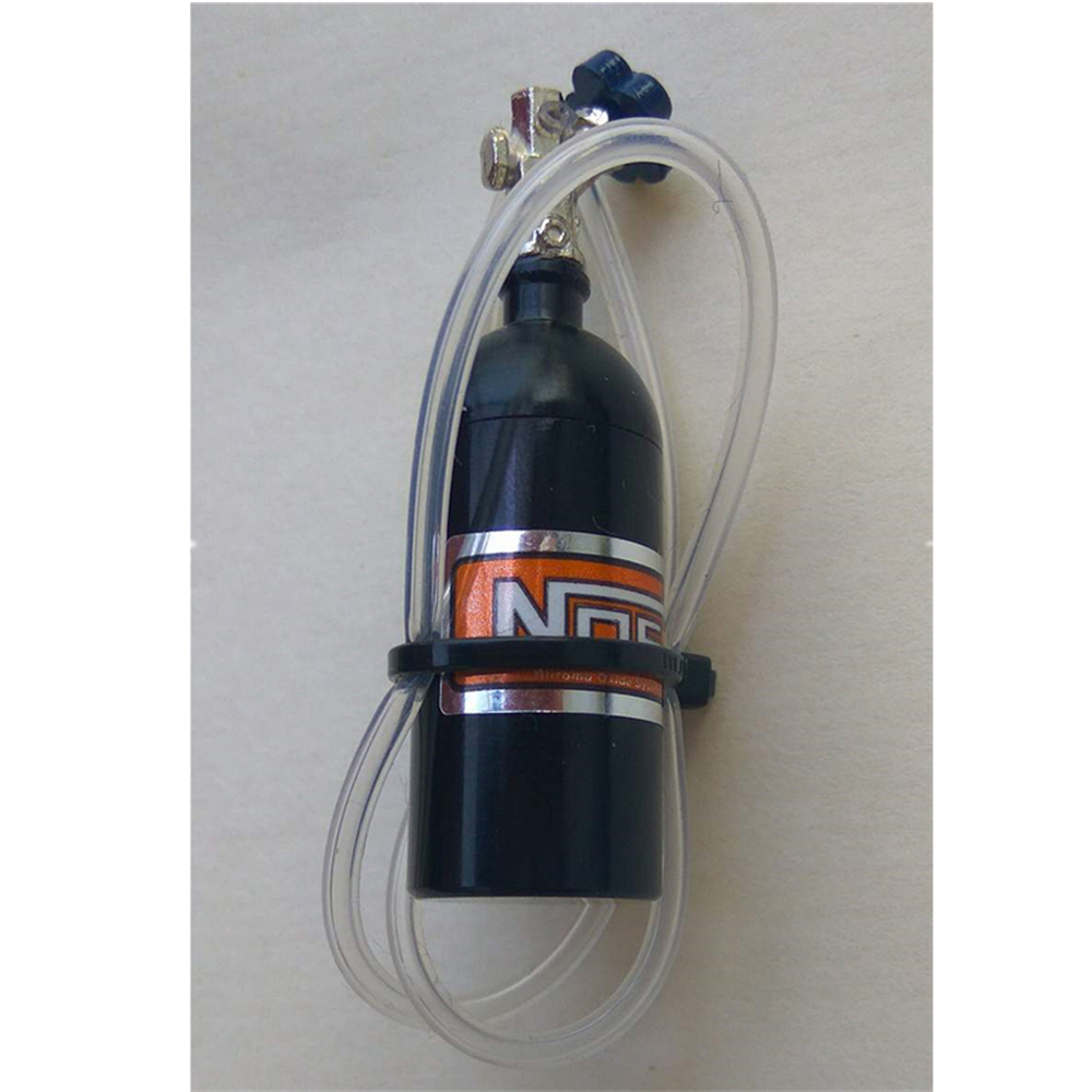 Dummy NOS Gas Tank with Hose For 1/7 Traxxas Unlimited Desert Racer UDR &  Ford Bronco Ranger 7 Colors for Choose Brand New