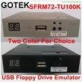 "Gotek SFRM72-TU100K 3.5"" 720KB USB Floppy Drive Emulator USB Emulator Simulation For YAMAHA KORG ROLAND Electronic Organ"