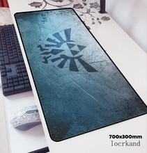 Zelda Miếng Lót Chuột 70X30Cm Chơi Game Mousepad Anime Công Sở Cao Cấp Chất Notbook Bàn Thảm HD In Padmouse Trò Chơi máy Tính Game Thủ Thảm