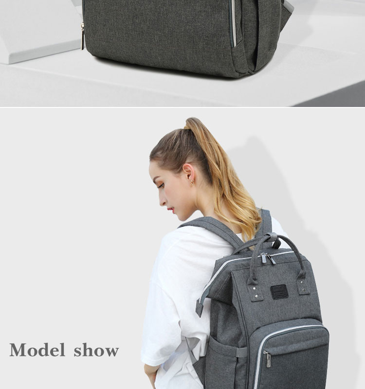 HTB1oVLReouF3KVjSZK9q6zVtXXaM Nappy Backpack Bag Mummy Large Capacity Bag Mom Baby Multi-function Waterproof Outdoor Travel Diaper Bags For Baby Care