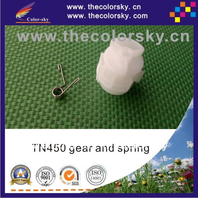 (ACC-TN450) flag reset lever gear for Brother TN 2220 2010 2060 2210 2225 2215 450 2280 2260 2230 2235 2275 2090 27J 11j