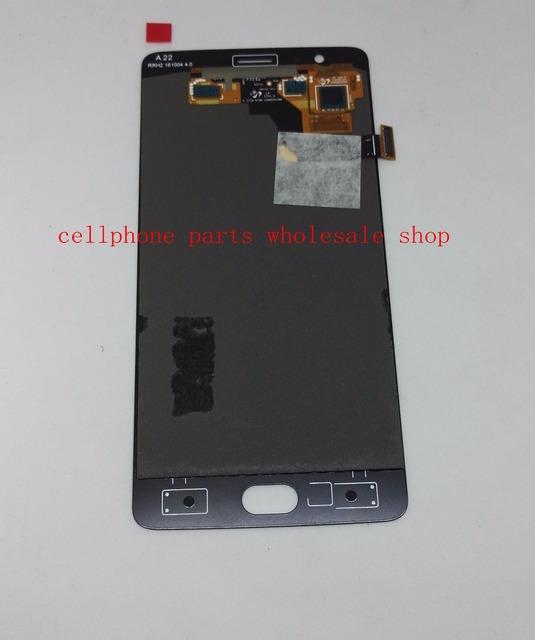 Amoled para oneplus três 3 a3000 a3003 display lcd + conjunto de vidro do painel de toque digitador reparação peças de reposição versão ue