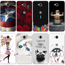 Colorful Cases for Microsoft Nokia Lumia 650 Printing Drawing Mobile