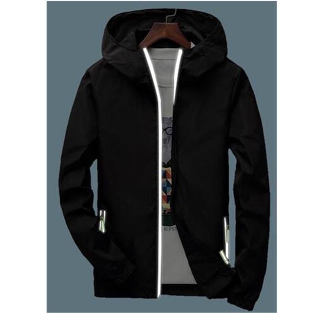 0ff3c58830c35 IGGY 3m jacket anorak north reflective jackets y-3 softshell bomber jacket  men women windbreaker