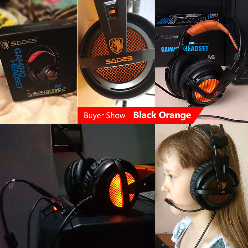 USB Wired Gaming Surround