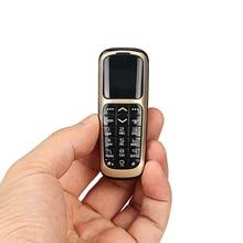MAFAM Quad Band Bluetooth Dialer Mini Mobile Phone 0.66 Inch Single SIM Card FM Radio Cell Phone(Not Support Memory Card)