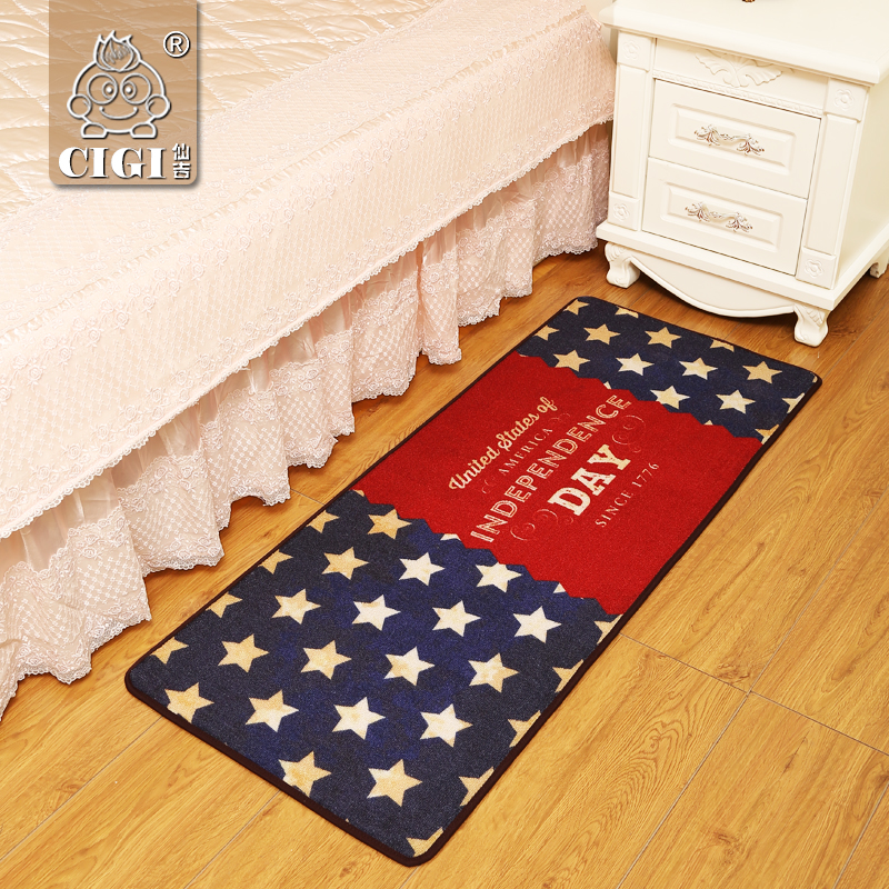CIGI Flag Design Vintage Pattern Carpet Bedroom Living Room Kitchen Bathroom Floor Mat R ...