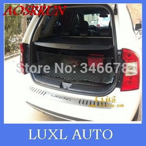 The car trunk storage net for renault duster megane 2 clio fluence can clip logan accessories car styling 3D sticker-in Interior Door Handles from ... & The car trunk storage net for renault duster megane 2 clio fluence ...