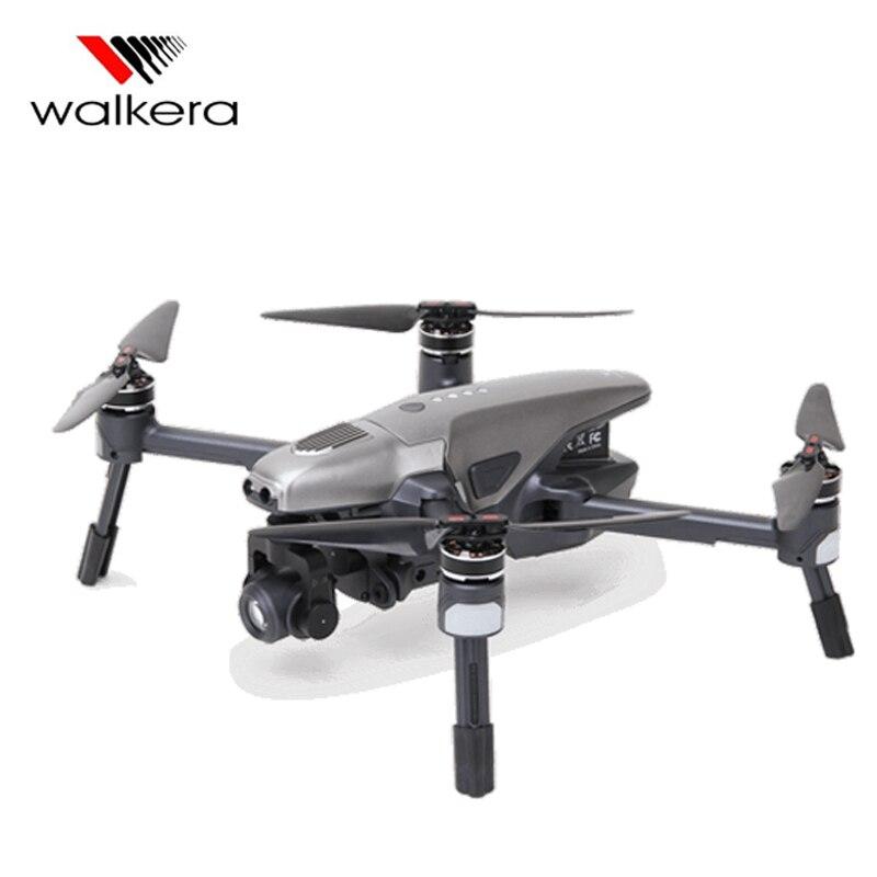 Walkera VITUS 320 5.8 ghz Wifi FPV Drone Avec 3-Axe 4 k Caméra Cardan D'évitement D'obstacle AR Jeux drone