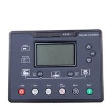 цена на 6120U AMF diesel generating set controller terminal box LCD controller