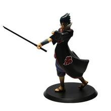7″ 17cm Naruto Shippuden Sasuke PVC Action Figure Collectible Toy