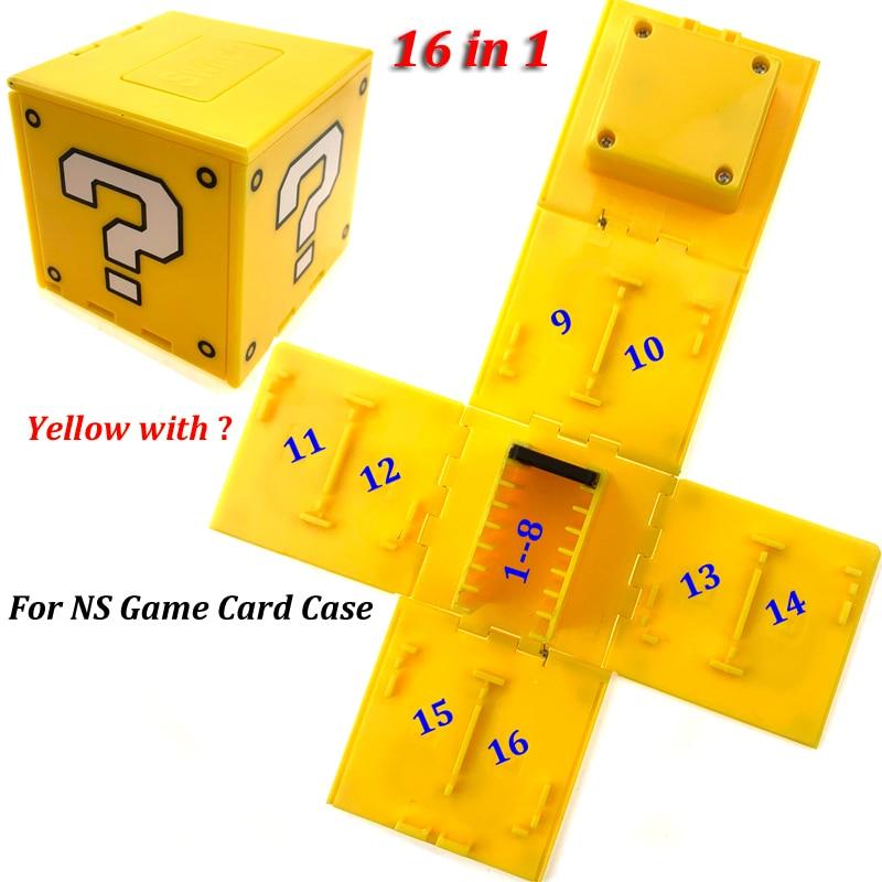 """""""Nintendo Switch"""" smūgiams atsparių žaidimų kortelių dėklas - Žaidimai ir aksesuarai - Nuotrauka 2"""