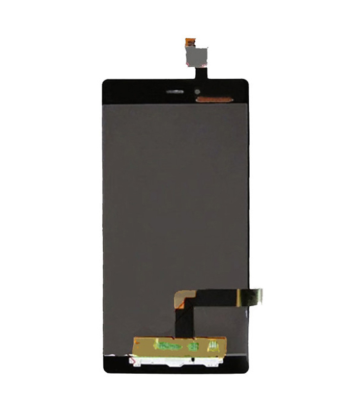 Touch Screen Digitizer Sensor Glass Lens + LCD Display Monitor Screen Panel Module Assembly For ZTE Nubia Z9 mini NX511J