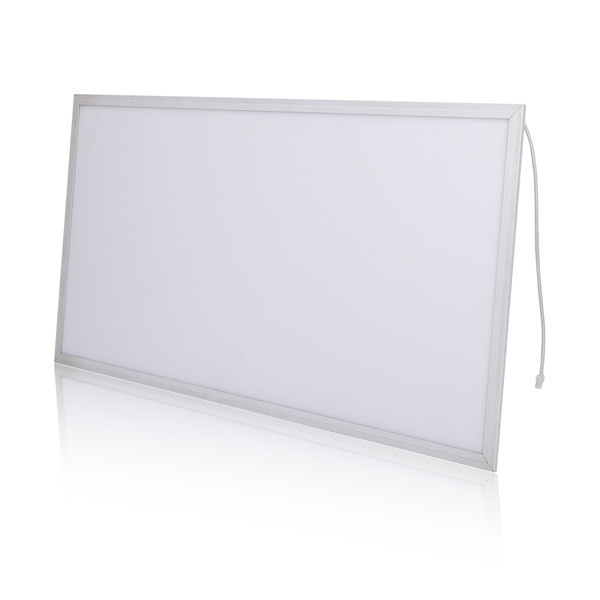 Free Shipping Fedex Untrathin 2*4ft 600*1200 Mm 80W <font><b>Led</b></font> Flat <font><b>Panel</b></font> Light For Office/home/bedroom Site image