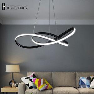 Image 4 - Modern LED Pendant Light For Dining Room Living Room Bedroom Coffee Room Lusture LED indoor light Pendant Lamp Lighting Fixtures