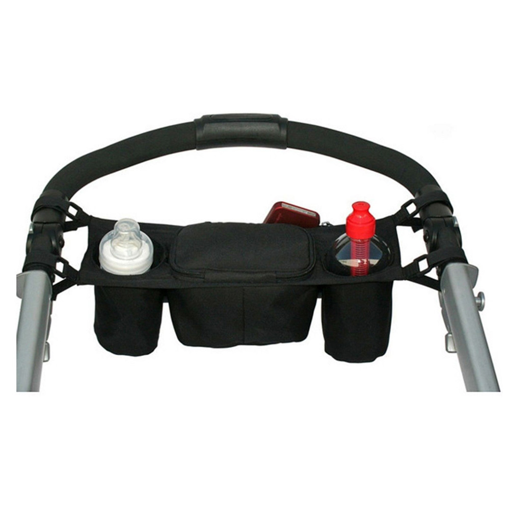 Baby Stroller Organizer and Cup Holder