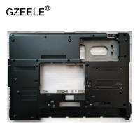 GZEELE New Laptop Bottom Base Case Cover for HP EliteBook 8740w Base Chassis D Case shell lower case black