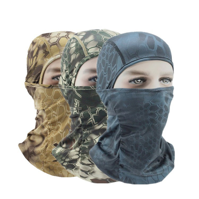 Summer Breathable Motorcycle Face Mask Thermal Synthetic Silk Ultra Thin Bicycle Bike Ski Face Mask Balaclava Hat Headwear 1