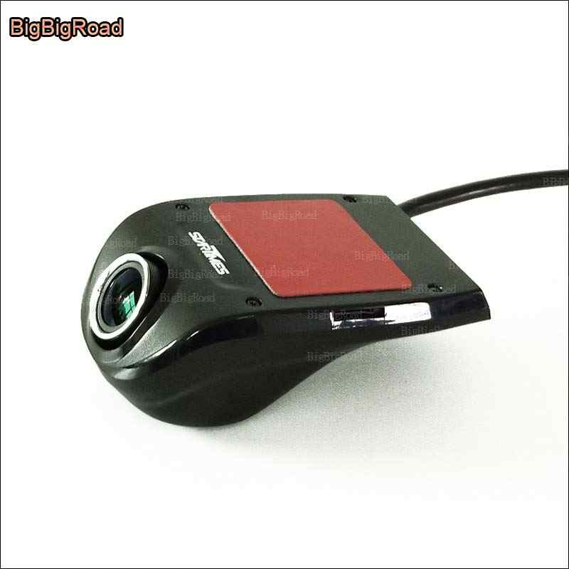 BigBigRoad For nissan qashqai j11 x-trail t31 t32 juke tiida note Car wifi mini DVR Driving Video Recorder Dash Cam