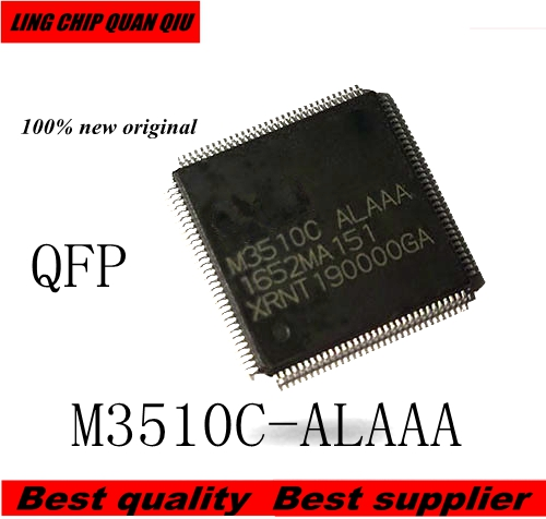 5 adet/grup M3510C-ALAAA QFP yeni orijinal M3510 M3510C ALAAA5 adet/grup M3510C-ALAAA QFP yeni orijinal M3510 M3510C ALAAA