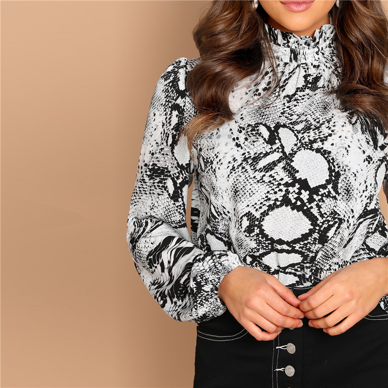 Sheinside Elegant Blouse 16