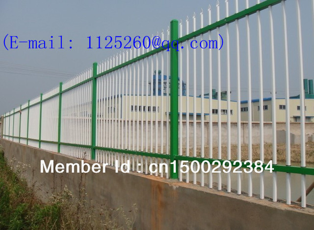Road and rail airport fence barrier protection network