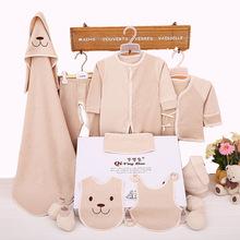 Zestawy dla niemowląt odzież dla niemowląt bawełna organiczna noworodka ubrania 13 sztuk zestaw ubrań dla dzieci odzież dla niemowląt moje pierwsze święta roupa bebe tanie tanio Ecoz COTTON W wieku 0-6m CN (pochodzenie) Unisex Na co dzień O-neck Połowa REGULAR Pasuje prawda na wymiar weź swój normalny rozmiar