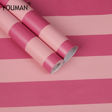 YOUMAN Wallpapers 10M Self Adhesive Wallpaper for Living Room Modern Vertical Stripe Wallpaper for Kids Room Desktop Wallpaper