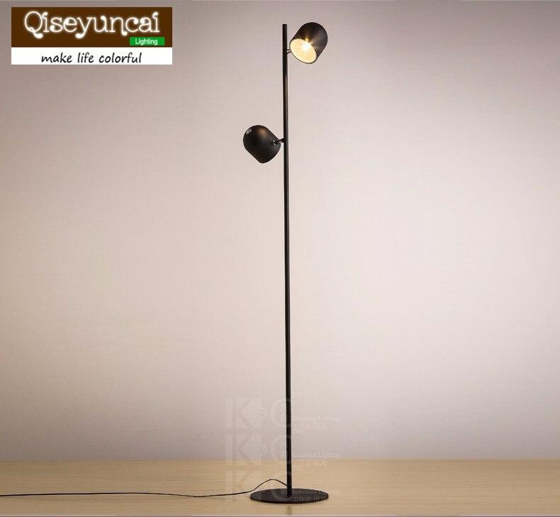 Новинка 2017, современная напольная лампа, железная короткая светодиодная лампа, ползунок, индивидуальная длинная рука, Скандинавский соврем