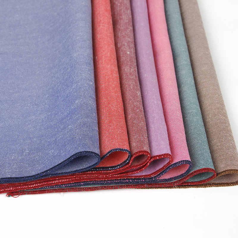 Брендовые новые мужские носовые платки винтажные как льняные носовые платки мужские костюмы квадранные Карманные Платки сплошной цвет 23*23 см