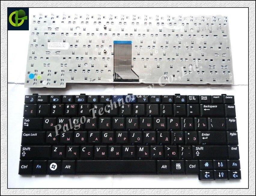 Russian Keyboard for Samsung R58 R60+ R503 R505 R508 R509 RU Black laptop keyboard laptop keyboard for gigabyte m1000 m1000n q1000c black ru russian
