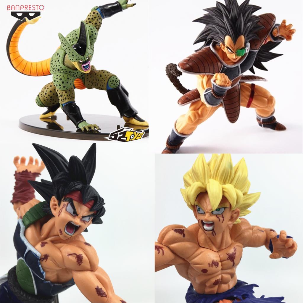 4style dragon ball z super saiyan goku son cell raditz ultimate form