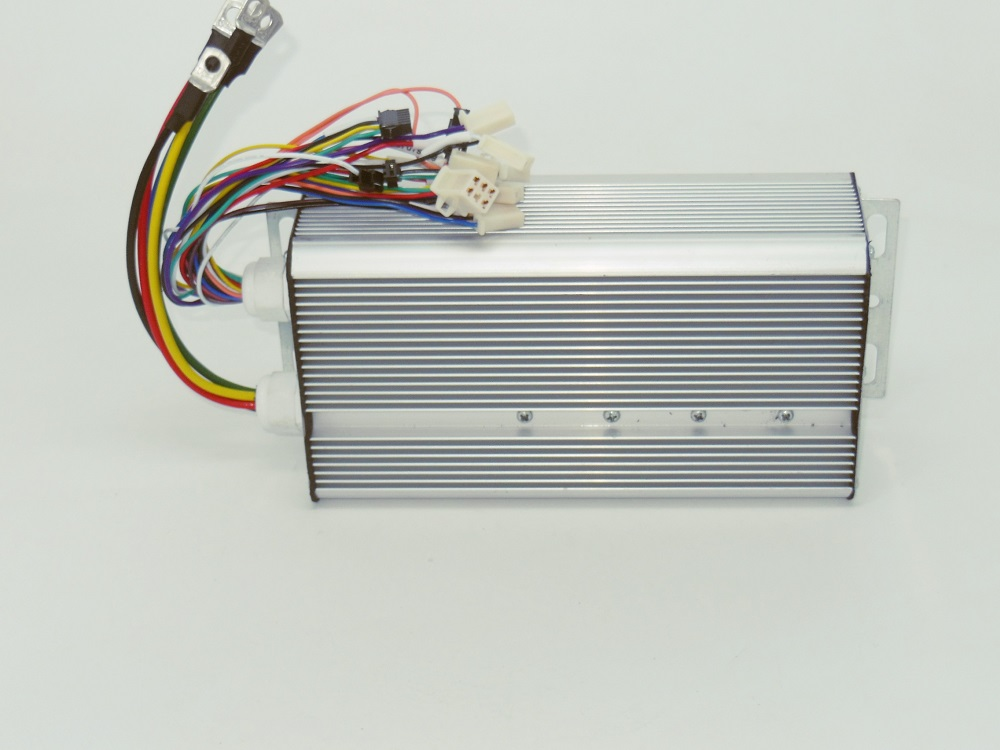 GREENTIME 24 MOSFET 2500 W/3000 W 48-72V 65Amax BLDC контроллер двигателя, EV Бесщеточный Регулятор скорости