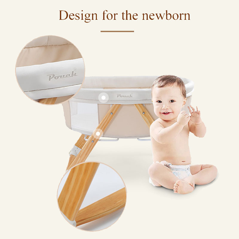 Adorbaby Pouch H26 Baby Travel Crib Cot Infant Travel Bed Sleeper Baby Dream Portable Cot in Baby Cribs from Mother Kids