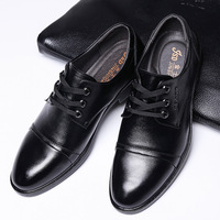 The New high quality mens dress shoes formal business work male flats men's oxford shoes big size 39 44 Sapato Masculino F1 88