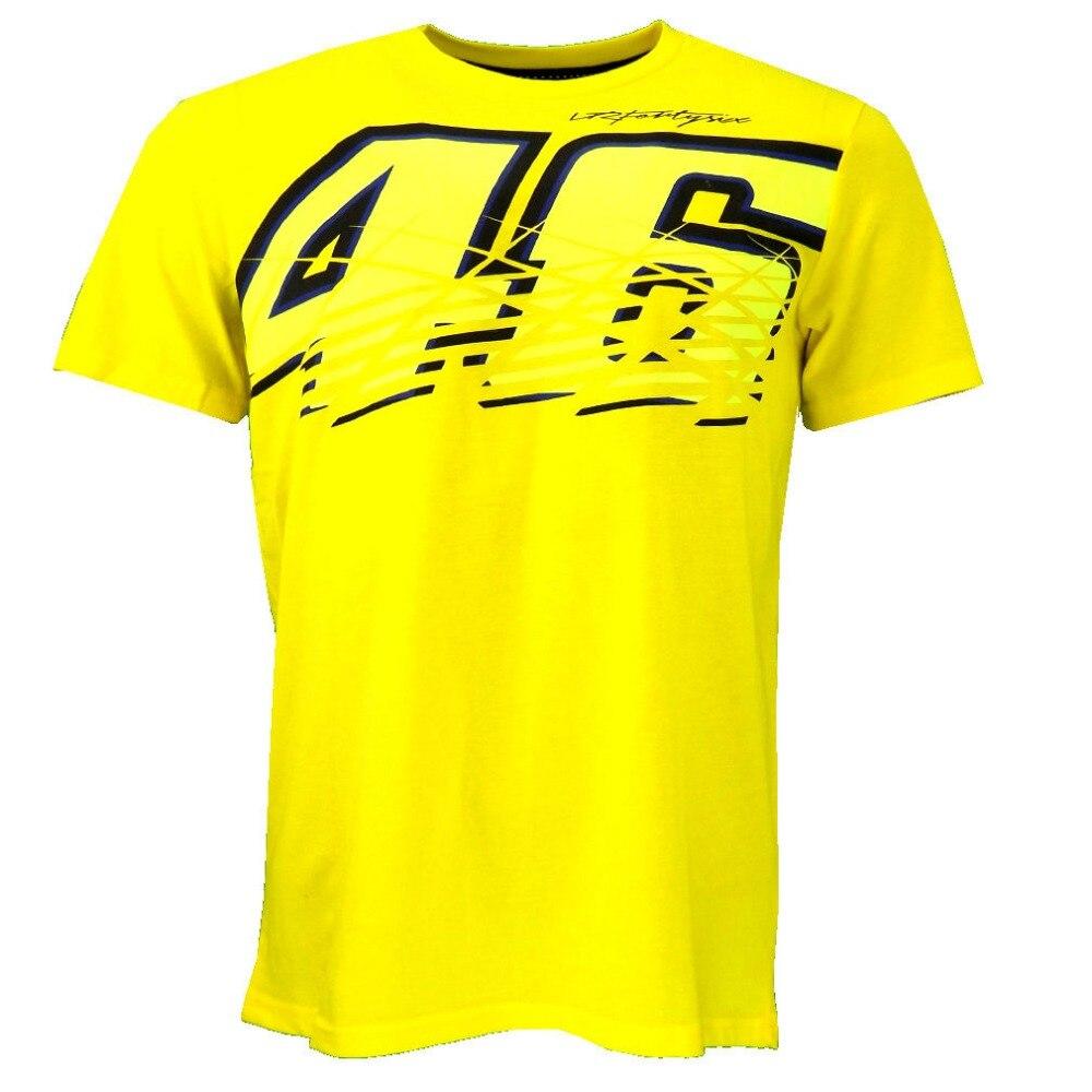 <font><b>2016</b></font> <font><b>New</b></font> 100% Cotton <font><b>MOTOGP</b></font> Valentino Rossi VR 46 <font><b>T</b></font>-<font><b>shirts</b></font> The Doctor <font><b>Motorcycle</b></font> <font><b>T</b></font>-<font><b>Shirt</b></font> <font><b>Summer</b></font> Personality Casual <font><b>T</b></font> <font><b>shirt</b></font>