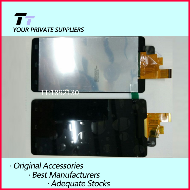 ФОТО Original New For Philips W6618 LCD display screen+Touch digitizer Replacement for Philips W6618 Free Shipping