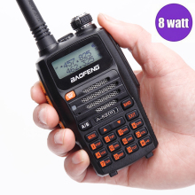 Baofeng A-52II 8W Powerful walkie talkie cb Two-Way Radio 10km long range Transceiver portable radio Upgraded of BF A52