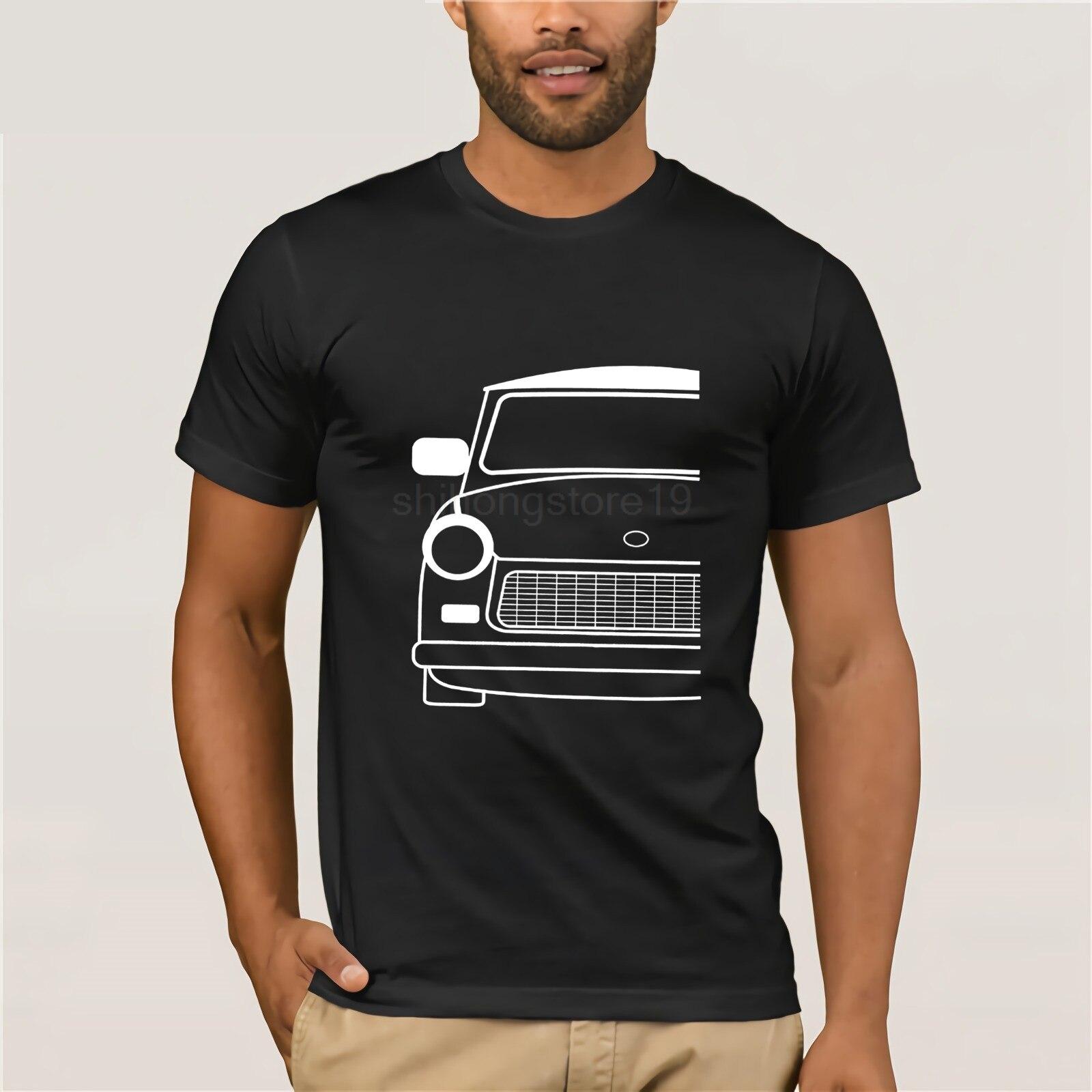T-Shirt 2019 Fashion Men East German Classic Legend Car Trabant 601 T-Shirt Casual Tee