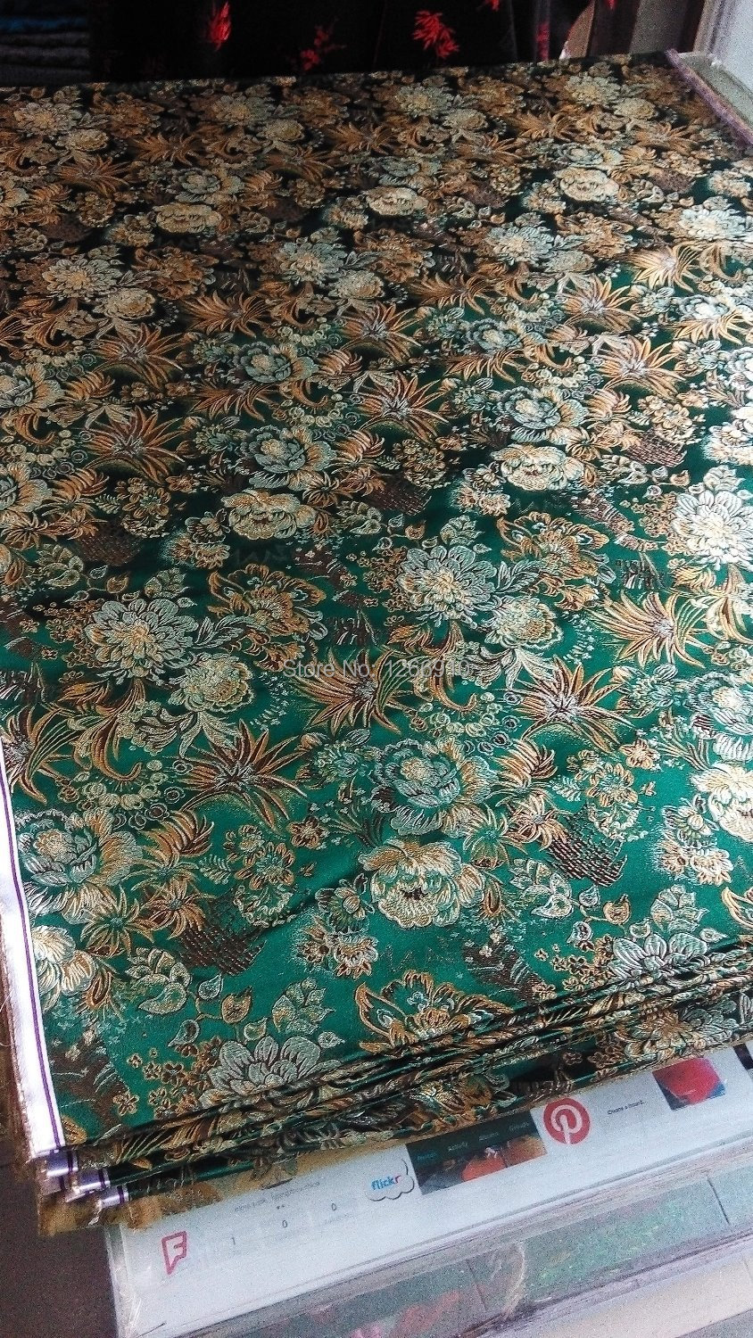 Chinese Fabric Patterns Cool Decoration