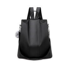 Women Backpack Designer Backpacks Women High Quality Fashion Wild Soft Leather Backpack Female Multi-Functional Back Pack