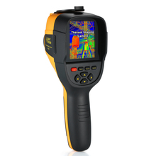 цена на SMART SENSOR -25 to 450 Degree Handheld IR Thermal Imaging Camera Digital Display high Infrared Image Resolution Thermal Imager
