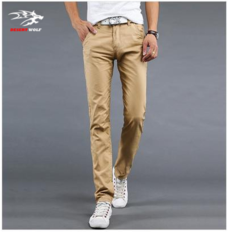 Popular Color Khaki Pants-Buy Cheap Color Khaki Pants lots from ...