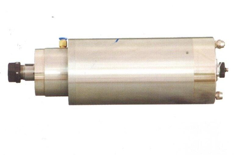 3HP 2.2KW ER20 9000-21000 rpm d'eau de refroidissement Permanent Puissance Électrique Broche Moteur SDK105-9-21Z-2.2 380 V 105mm CNC gravure