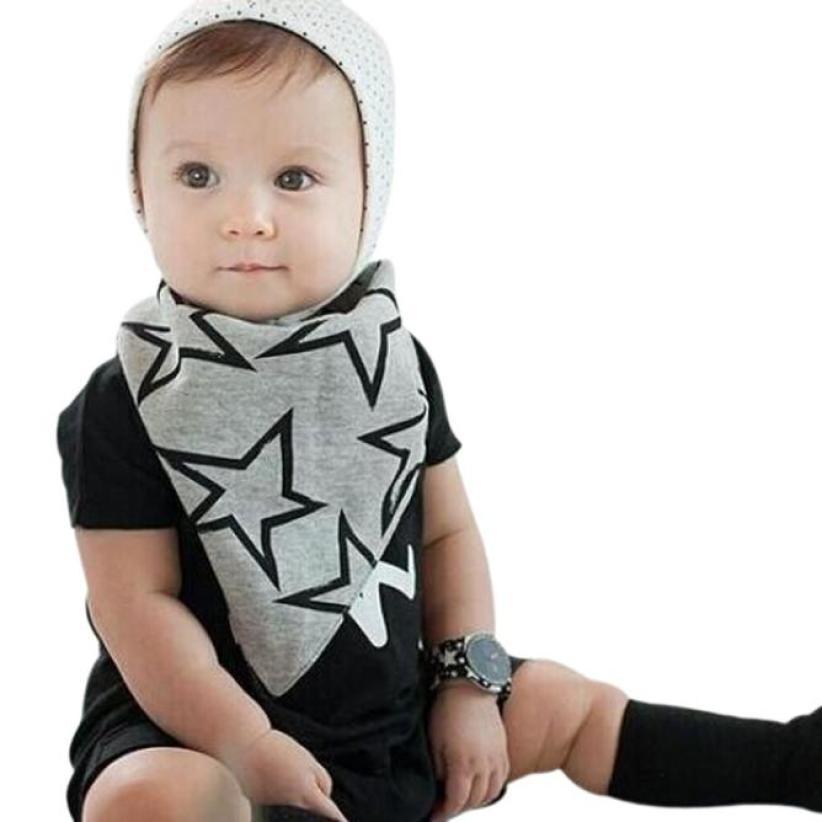 Excellent baby stuff baby bibs waterproof bandana bibs for babies Bibe Bibs Saliva Towel baby burp cloths baberos bebes