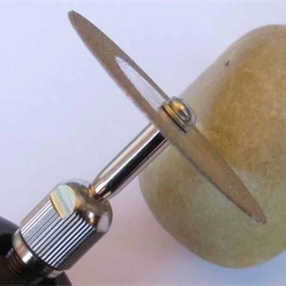 """2 komplektai """"Dremel"""" priedai Deimantinio pjovimo disko nupjovimo - Ašmenys pjūklams - Nuotrauka 4"""
