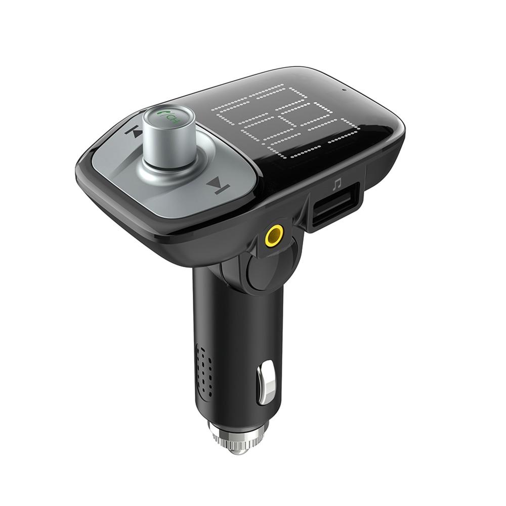 Ausdauernd Auto Fm Transmitter/mp3 Player/hände-freies Beantwortung Telefon, Geeignet Für Alle Auto (1 Pcs) 12 V 24 V