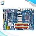 Para gigabyte ga-ep45-ud3lr ep45-ud3lr originais motherboard desktop usado para intel p45 atx lga 775 para ddr2 16g sata2 usb2.0