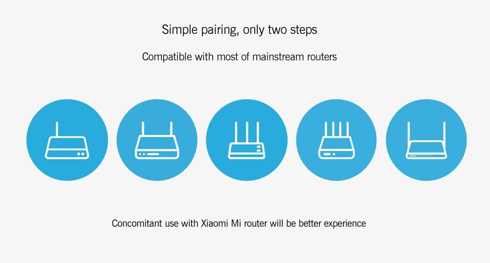 Bevielio ryšio stiprintuvas Xiaomi WiFi repeater 2